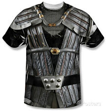 Star Trek - Klingon Uniform Costume Tee Apparel T-Shirt XL - Sublimate White