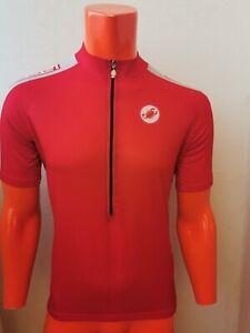 Castelli  Short Sleeve cycling Jersey mens Size L