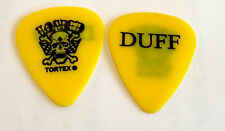 "Duff McKagan ""Loaded"" Guitar Pick  -  Older - Nice Skull"