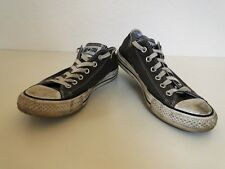 Converse All Star Chucks Sneaker Turnschuhe Slim Low Stoff Grau Gr. 7 / 40
