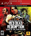 Red Dead Redemption Game of the Year [video game]