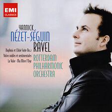 RAVEL: DAPHNIS ET CHLOE SUITE. VALSES NOBLES. Yannick Nezet-Seguin, CD, wie neu