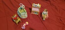 Fisher Price Loving Family Dollhouse Nursery Furniture and Grandma and Boy