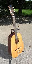 Rare guitare hawaïenne Jacques CASTELLUCCIA  manouche jazz vintage