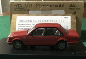 Trax 1981 TR62 VH Holden Commodore SS in Maranello Red