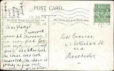 Gladys Brannan. 25 Cottenham Street,  Manchester 1913 - 'Hilda'    L1609