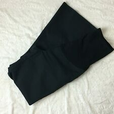 A Pea In The Pod women's maternity bootcut dress pants size XS black