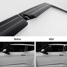 29_Rain Guards Visors Window Deflectors Sun Visor For HYUNDAI 2011-2017 Veloster