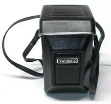 Vintage Yashica-Mat 124 G Medium Format TLR Film Camera with Case