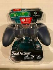 Logitech Dual Action Controller Gamepad New