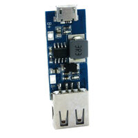 USB Lithium Battery Charger Boost Converter Module 18650 Power Charger Board ZJP