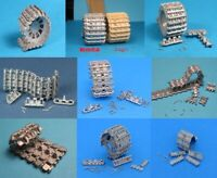 Metal tracks for 1/35 models All variants Master Club from the manufacturer