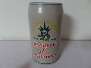 alter 3 L Bierkrug von Brauerei Hülsmann