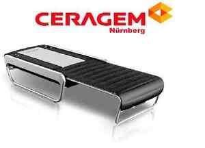 CERAGEM  V3. Therapieliege,  Massageliege elektrisch, Infrarotwärme, Jadesteine