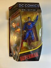 DC Comics Unlimited Superman Collector 6 Inch Action Figure