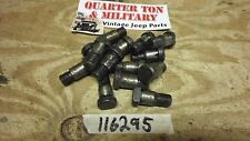 Jeep Willys 134L 134F engine NOS Dowel bolt late style 116295