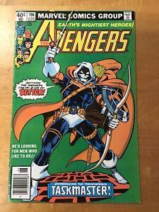 Avengers #196 fine 6.0 1980