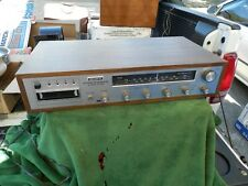 Vintage Sony HST-388 AM/FM Stereo Receiver 8 Track Player Esatte Find