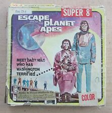 ESCAPE FROM THE PLANET OF THE APES SUPER 8MM COLOR MOVIE PL-3