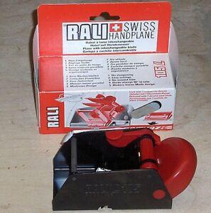 Rali kleiner Handhobel Rali 105 L - mit 48 mm Messer