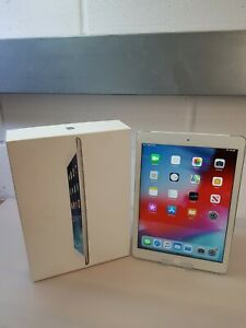 Apple iPad Air 1st Gen Wi-Fi + Cellular 128GB Silver A1475