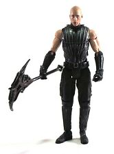 "2004 SOTA Toys Chronicles of Riddick 7"" RIDDICK IN NECRO ARMOR action figure"