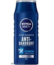 NIVEA MEN'S ANTI DANDRUFF SHAMPOO BAMBOO POWER STRENGTHENER 250ml 8.5floz NEW