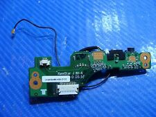 """Alienware M9700 M17-R1 17"""" OEM Audio In Coaxial S-Video OUT Board 40GAB0409-C100"""
