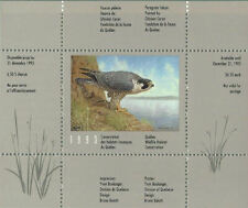 1993 Canada Quebec  Wildlife Habitat Conservation  -DQ11    Mint NH