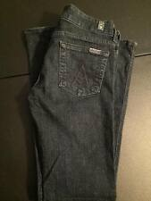 7 FOR ALL MANKIND The Lexie Petite A Pocket Dark Wash Women's Jeans Size 26