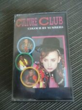Culture Club Colour By Numbers (Cassette)