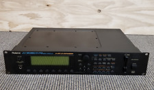 Roland JV-2080 64 Voice Synthesizer Module Good Condition Used Japan AC100V