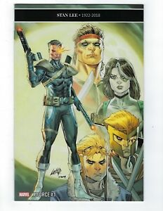 X-Force # 1 Liefeld 1:25 Variant Cover Marvel NM