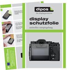 6x Fujifilm x-t3 Pellicola Protettiva Opaca Pellicola Di Protezione Schermo Pellicola Protezione Display dipos