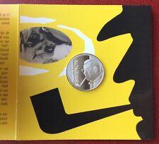 Belgique Albert II - Folder  Proof 10 Euros  2003 en argent -QP - Simenon