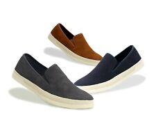Men's Slip On Twin Gusset Casual Flat Rope Sole Deck Fashion Pumps Espadrilles