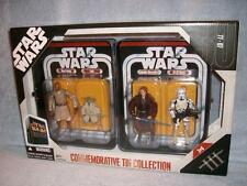 Mace Windu Yoda Anakin Skywalker AT-RT Driver Commemorative Tin Collection 2006