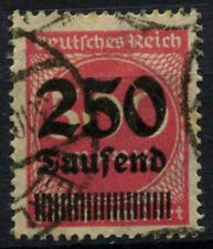 Germany 1923 SG#292, 250T On 500m Used #D37981
