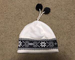 CODEBA Ski Germany Fleece Beanie Hat Unisex