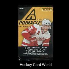 (HCW) 2010-11 Panini Pinnacle Hockey Hobby Pack - Hall, Eberle, Subban, more...