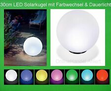 LED Boule Solaire Lampe lumineuse de jardin