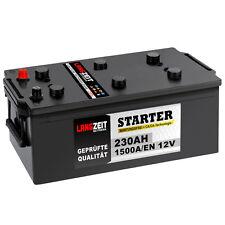 Langzeit LKW Batterie 230AH 1500A/EN 12V Starterbatterie ersetzt 200AH 220AH
