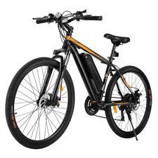 26'' Electric Bike Mountain Bicycle Ebike Shimano 21 Speed 250/350W Li-Battery