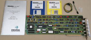 DPS V-Scope Vectorscope/Waveform Monitor for Amiga 2000 3000 4000 Toaster rev4