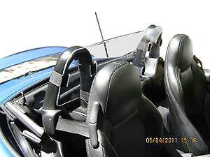#1 RANKD BMW Z3 98-03 Convertible Windscreen Wind Deflector Windstop Windblocker