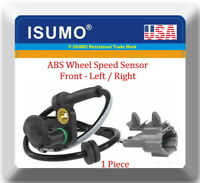 1 ABS Speed Sensor  Front Left or Right Fits: Frontier Pathfinder Xterra Equator