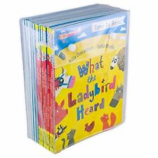 Julia Donaldson, Lydia Monks Time To Read 20 Book Collection What the Ladybird H