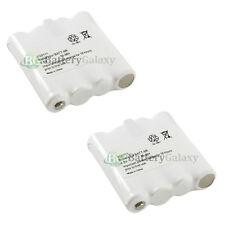 2 Two-Way 2-Way Radio Rechargeable Battery for Midland BATT6R BATT-6R 1,100+SOLD