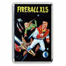 RETRO  -FIREBALL XL5 -STEVE ZODIAC VENUS-ANNUAL COVER  ART JUMBO FRIDGE MAGNET