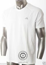 adidas Cotton Crew Neck Slim Casual Shirts & Tops for Men
